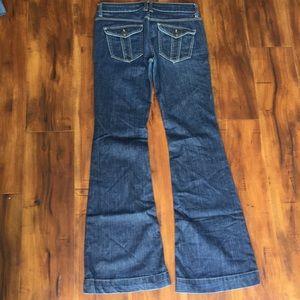 Burberry Jeans - Burberry Brit Windsor Denim Jeans Pants